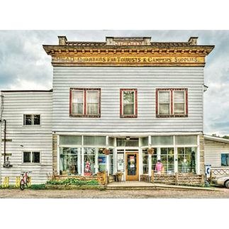 Muskoka general store, Baysville, tourism