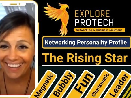 The Rising Star Networking Personality Profile