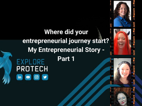 Where did your entrepreneurial journey start? My entrepreneurial story - part 1