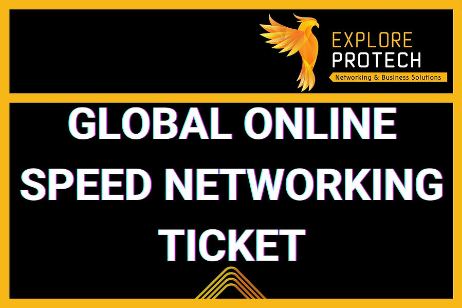 gLOBAL ONLINE SPEED NETWORKING TICKET.jp