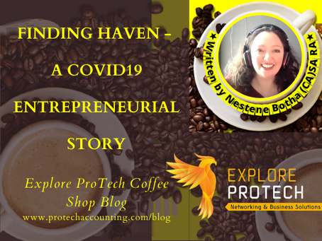 Finding Haven - A Covid19 Entrepreneurial Story