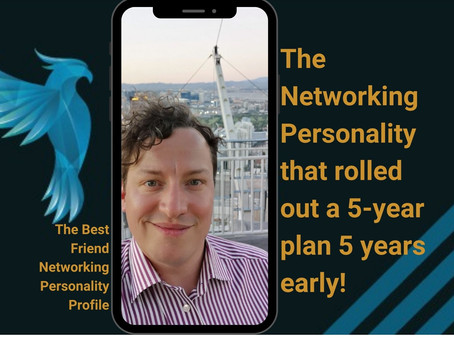 The Best Friend Networking Personality Profile