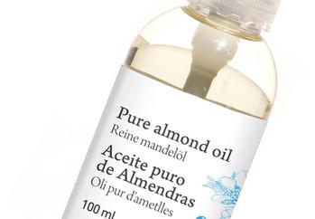 Aceite de Almendras puro 100 ml