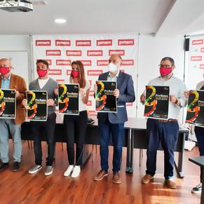 """Julen Creatius dissenya el cartell de """"Pro Rutes Turisme Solidari"""""""