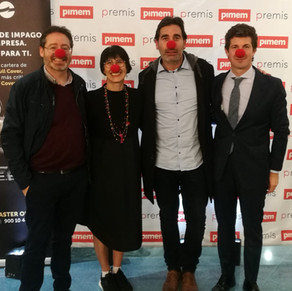 JULEN Creatius ha estat present els premis de la PIMEM