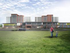Panelové domy Impuls Havířov