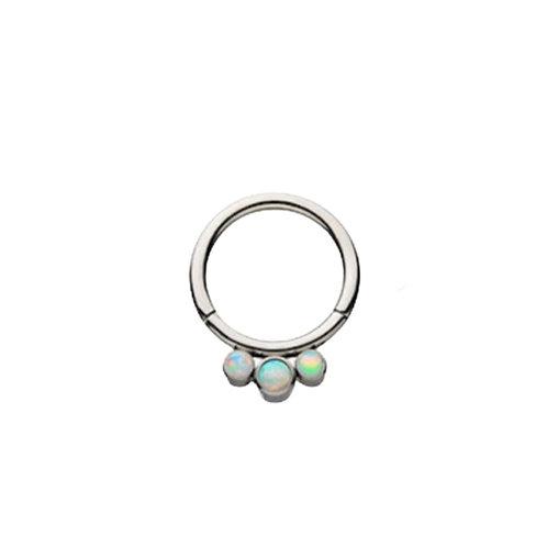 The 'Moonglade' Ring Titanium