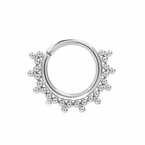 The 'King' Ring Titanium