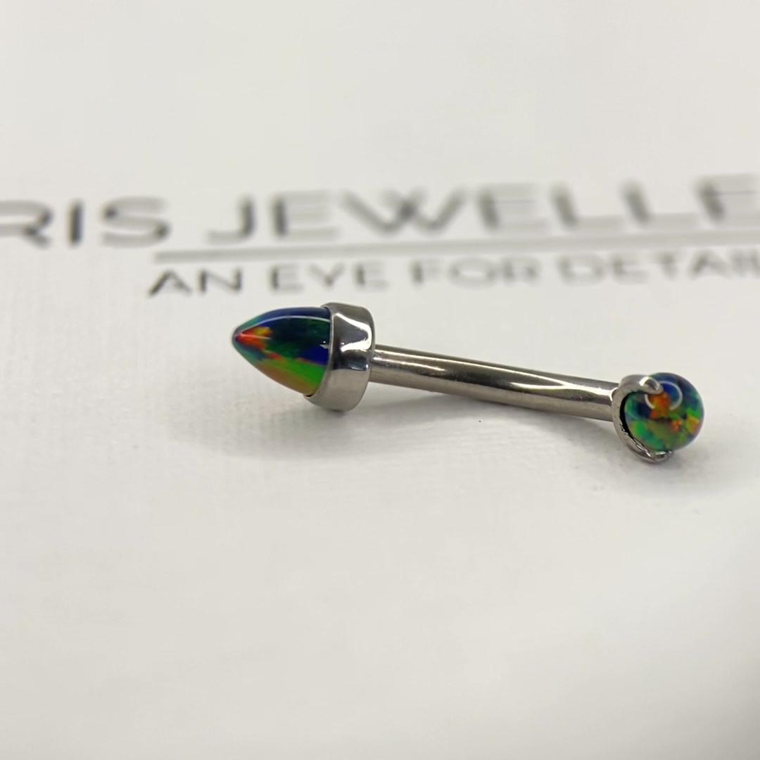 Black Gems & Opals
