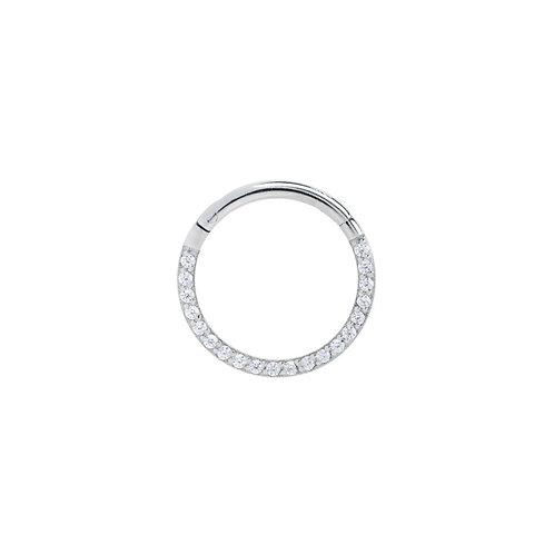 The 'Elysian' Ring Titanium