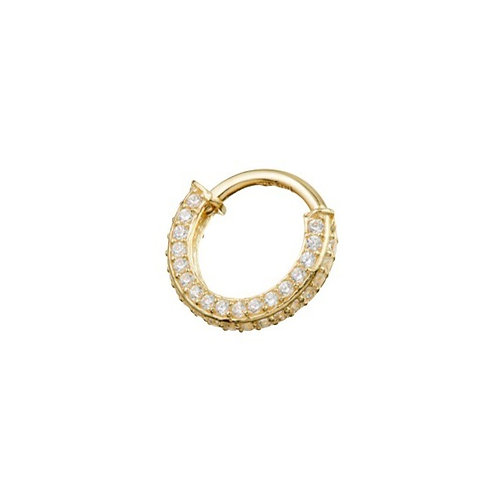 Tish Lyon 'Ola' Ring 14kt Yellow Gold