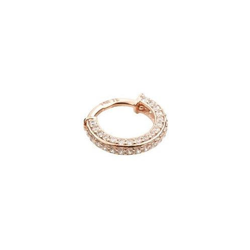 Tish Lyon 'Ola' Ring 14kt Rose Gold