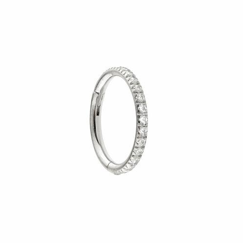 The 'Serendipity' Ring Titanium