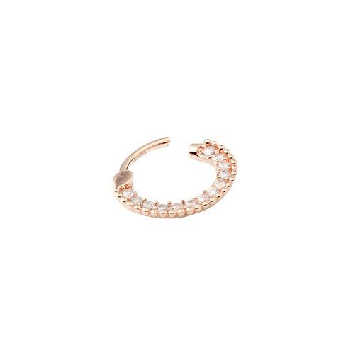 Tish Lyon 'Ele' Ring 14kt Rose Gold