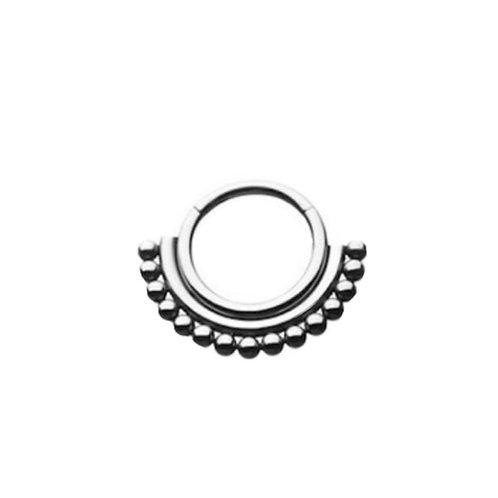 The 'Valiant' Ring Titanium