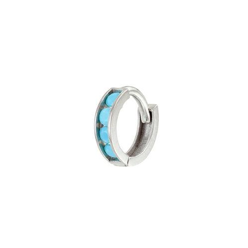 Tish Lyon 'Azure' Ring 14kt White Gold