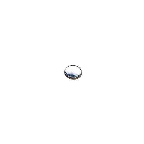Flat Disc End Titanium
