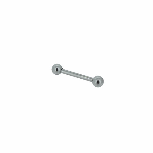 Straight Barbell 1.6mm - Long