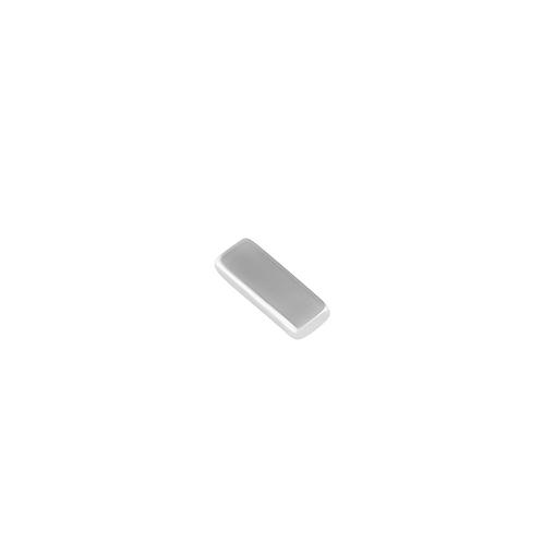 Flat Line End Titanium