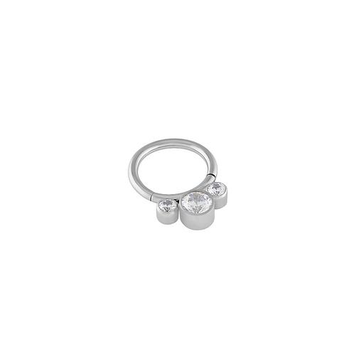 The 'Solstice' Ring Titanium