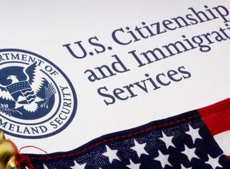 New Right of USCIS