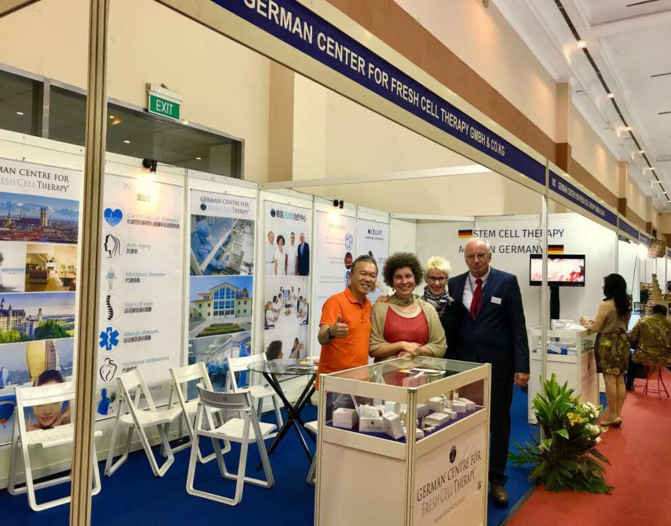 Indonesia Health Medical Treatment & Tourism Expo 2017
