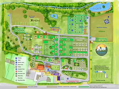 Hopleys Site Map