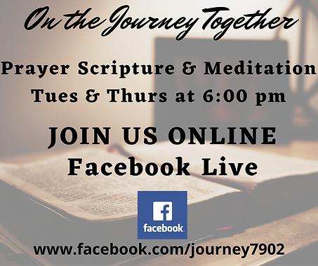 Prayer, Scripture and Mediation