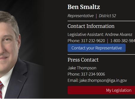 Under Pressure, House Speaker Releases Hostage Bill: Smaltz Next