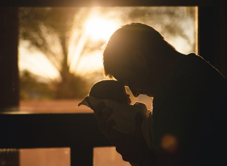 Father Stands up for Unborn Child