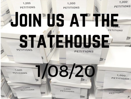 Goal Met: 40,000 Petitions Headed to Statehouse