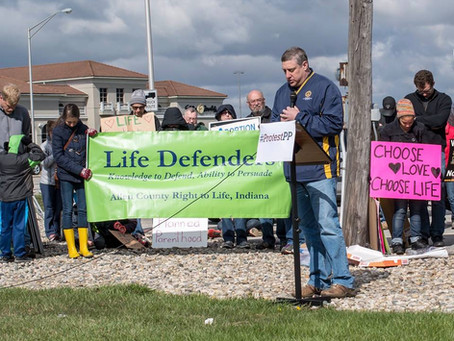 Rep. Ben Smaltz Betrays Unborn Babies