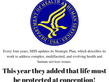 Hoosiers for Life applauds HHS for taking a stand for life