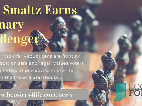 Ben Smaltz Earns Primary Challenger