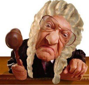 """Don't Let """"The Courts"""" Excuse Fool You"""