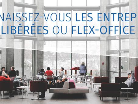 Connaissez-vous les entreprises libérées ou Flex-office ?