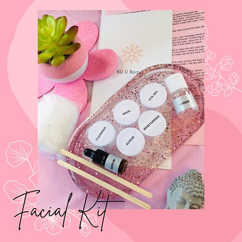Facial Pamper Box