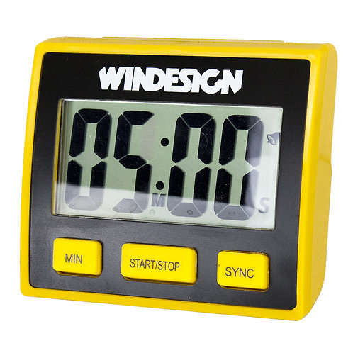 EX3010 – Reloj digital Windesign Sailing