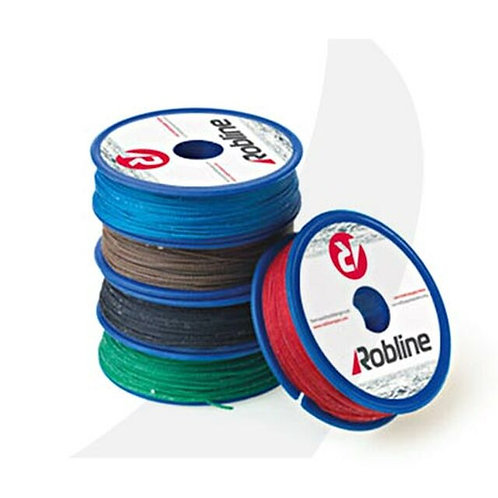 Twine Whipping #04 Red Dyneema 0.8mm x 50 meters (164') [Robline]