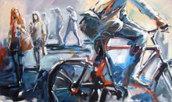 O ciclista - 150x90