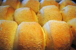 Pan de sal Filipino food