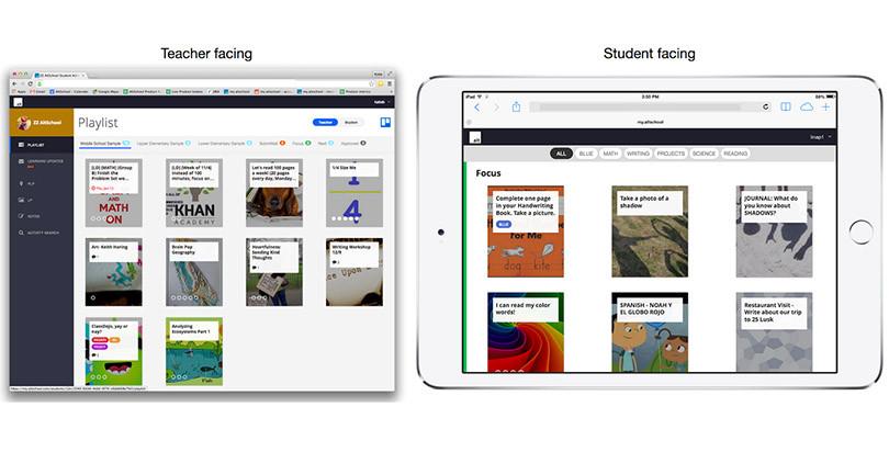 הטכנולוגיה של המורה והתלמיד