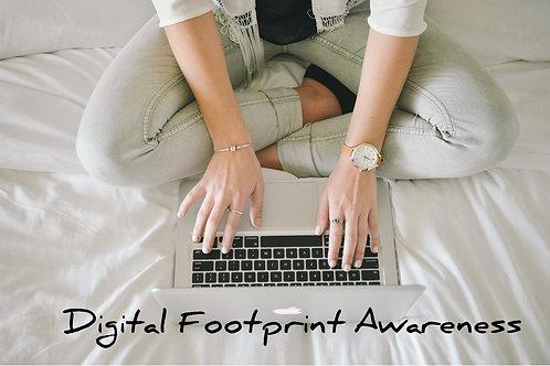 Digital Footprint Awareness