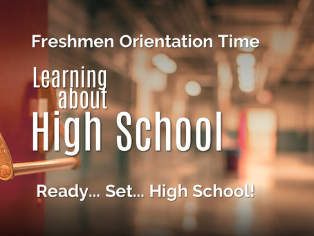 How are you preparing your students for High School?