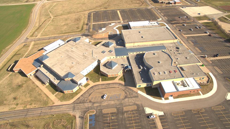 drone school roof