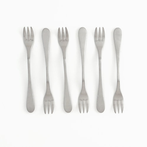 Cocktail Knork, Set of 6