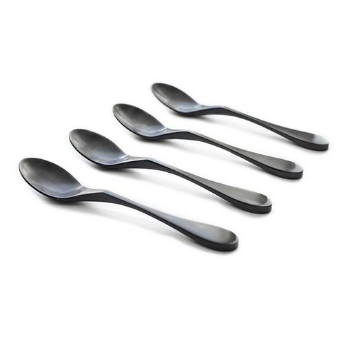 Coated Teaspoon, Set of 4