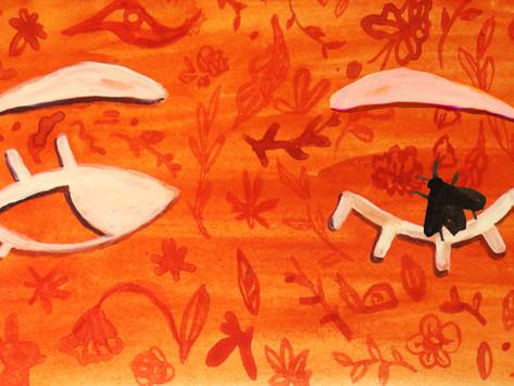 'The Hoverflies Are Props': Notes on Fredrik Sjöberg's Memoir