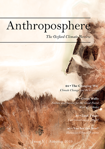 Anthroposphere Issue V