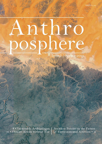 Anthroposphere Issue I